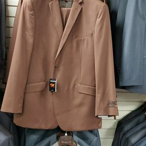Other - Copper color suit by tessori